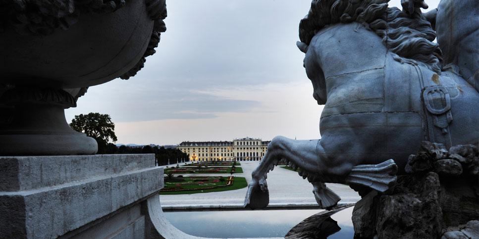 النمسا | فيينا | اليوم الثالث والرابع قصر الشانبرون وحديقة الشحاذين