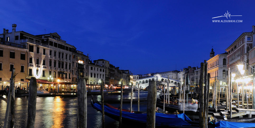 إيطاليا | فينيسيا | اليوم 14 وجه المدينة في الليل
