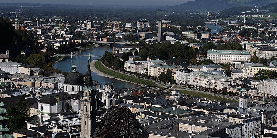 النمسا | سالزبورج | اليوم السادس قلعة الملح والطريق لولف قينق