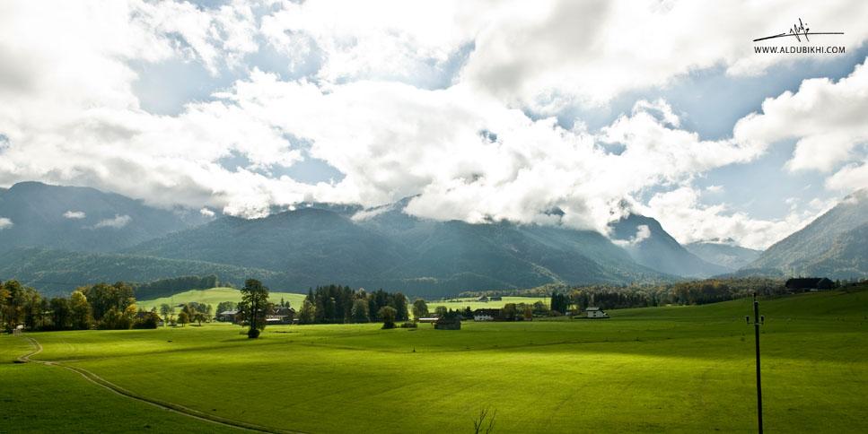 النمسا | ولف قينق | اليوم الثامن الأفطار والانطلاق ما بين البحيرات الثلاث
