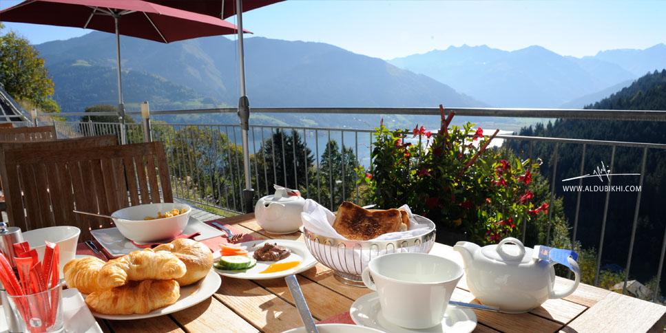 النمسا | زيلامسي | اليوم 13 الفندق في زيلامسي والخروج منها
