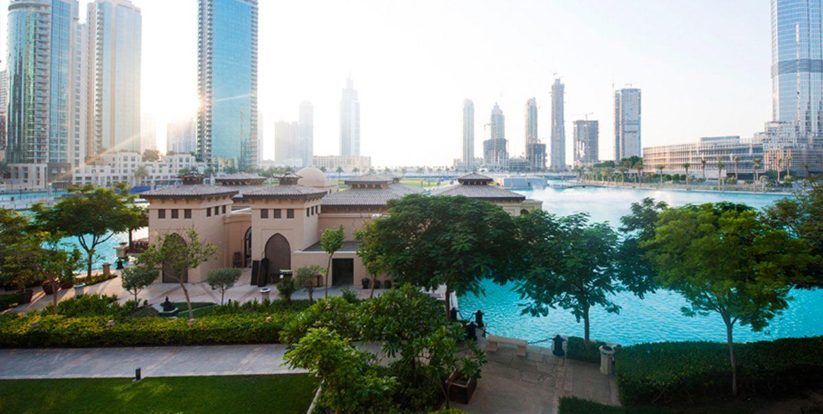 فندق القصر دبي [5 نجوم] بين إرث الشرق الأوسط العريق وعصرية دبي